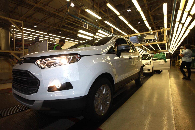 Saída da Ford deixará 124 mil brasileiros sem emprego, estima Dieese