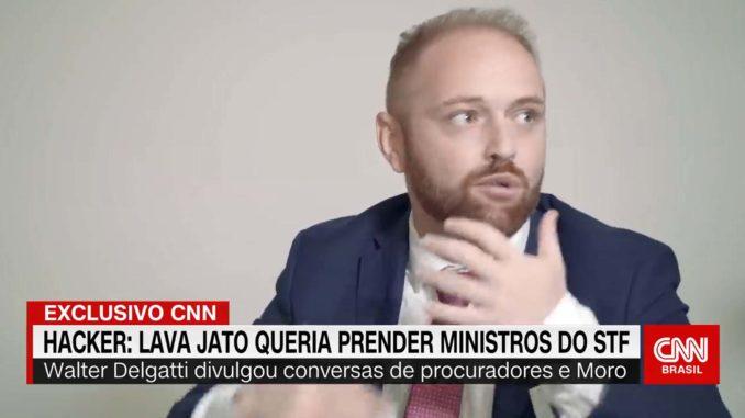URGENTE: Hacker da Vaza Jato denuncia Lava Jato em entrevista e é preso