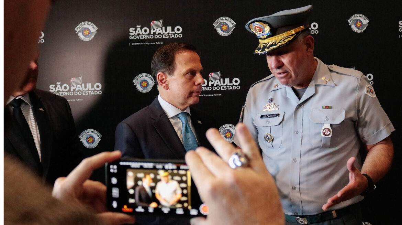 Doria: PM vai prender quem desrespeitar toque de recolher