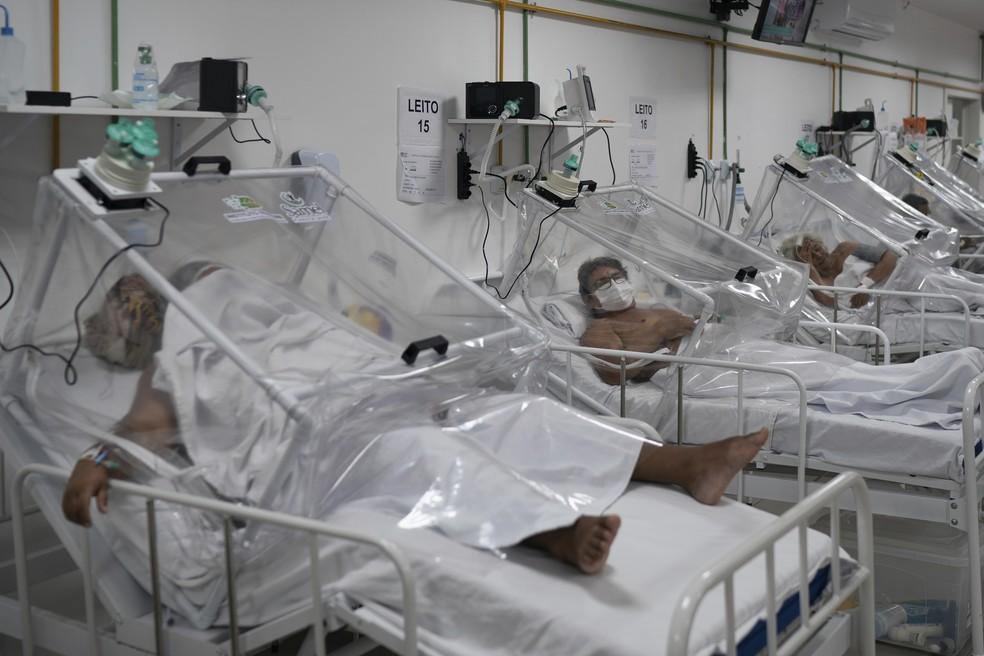 URGENTE: No Sul, sistema de saúde de capitais estão a beira do colapso
