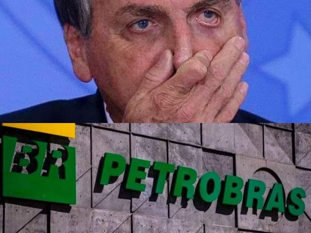 """Em editorial, Folha critica Bolsonaro por intervenção na Petrobras: """"arroubo arbitrário"""""""