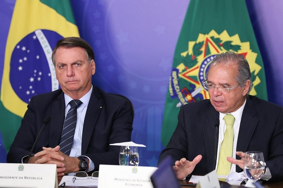 Guedes é contra intervenção na Petrobras e teme guinada antiliberal
