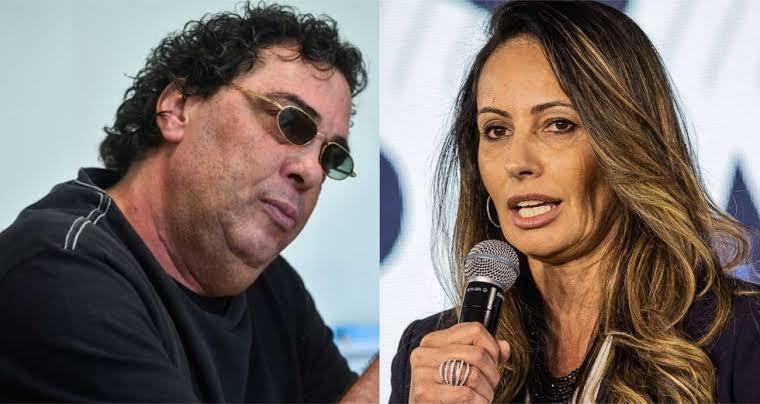 Casagrande repudia Ana Paula 'do vôlei', que o ataca; Neto defende 'Casão'