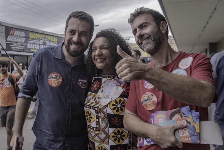 Freixo comemora prisão de Daniel Silveira e lembra que deputado quebrou placa de Marielle em 2018