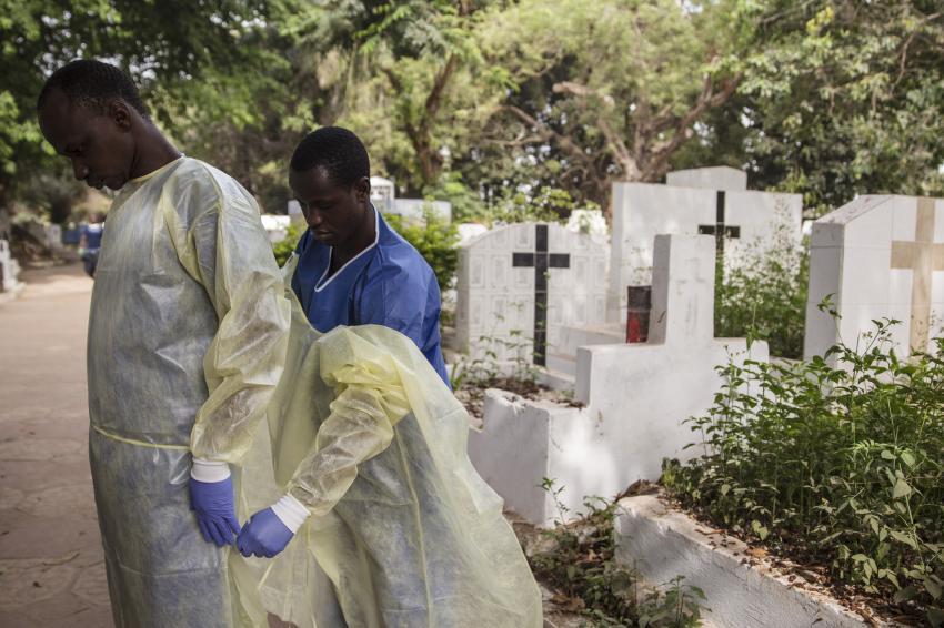 Guiné anuncia que enfrenta epidemia de Ebola