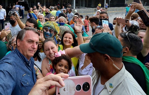 Senadores querem 'CPI da Covid' e impeachment de Bolsonaro; 'prints' vazam