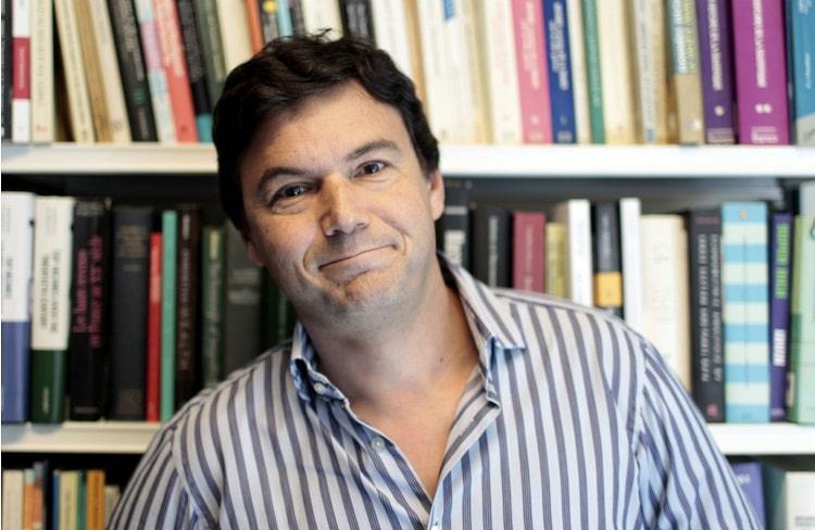 """Piketty: """"É hora dos bilionários aparecerem nas estatísticas fiscais"""""""