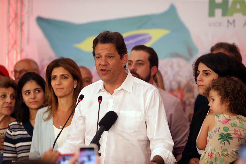 Redes relembram que Haddad apoiou autonomia do BC em 2018