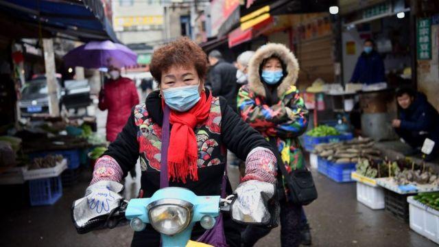 """""""Pandemia não começou em Wuhan"""", aponta investigação da OMS"""