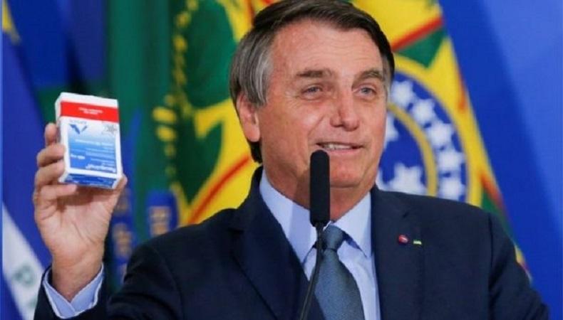 Governo reduziu imposto sobre cloroquina e aumentou em cilindros de oxigênio