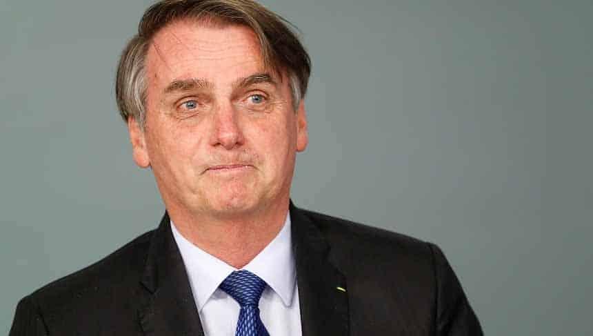 Bolsonaro jornalista