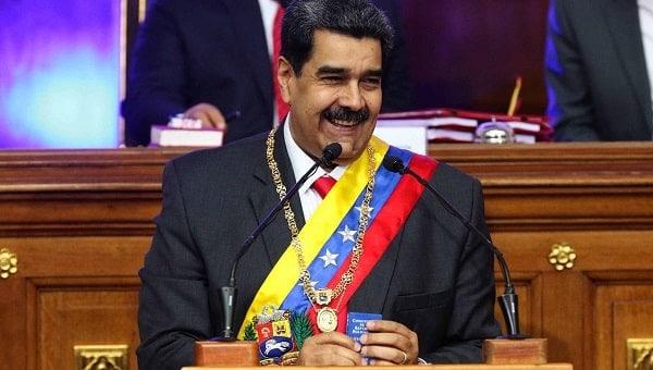 Maduro diz que variante brasileira da covid deve ser chamada de 'Bolsonaro'