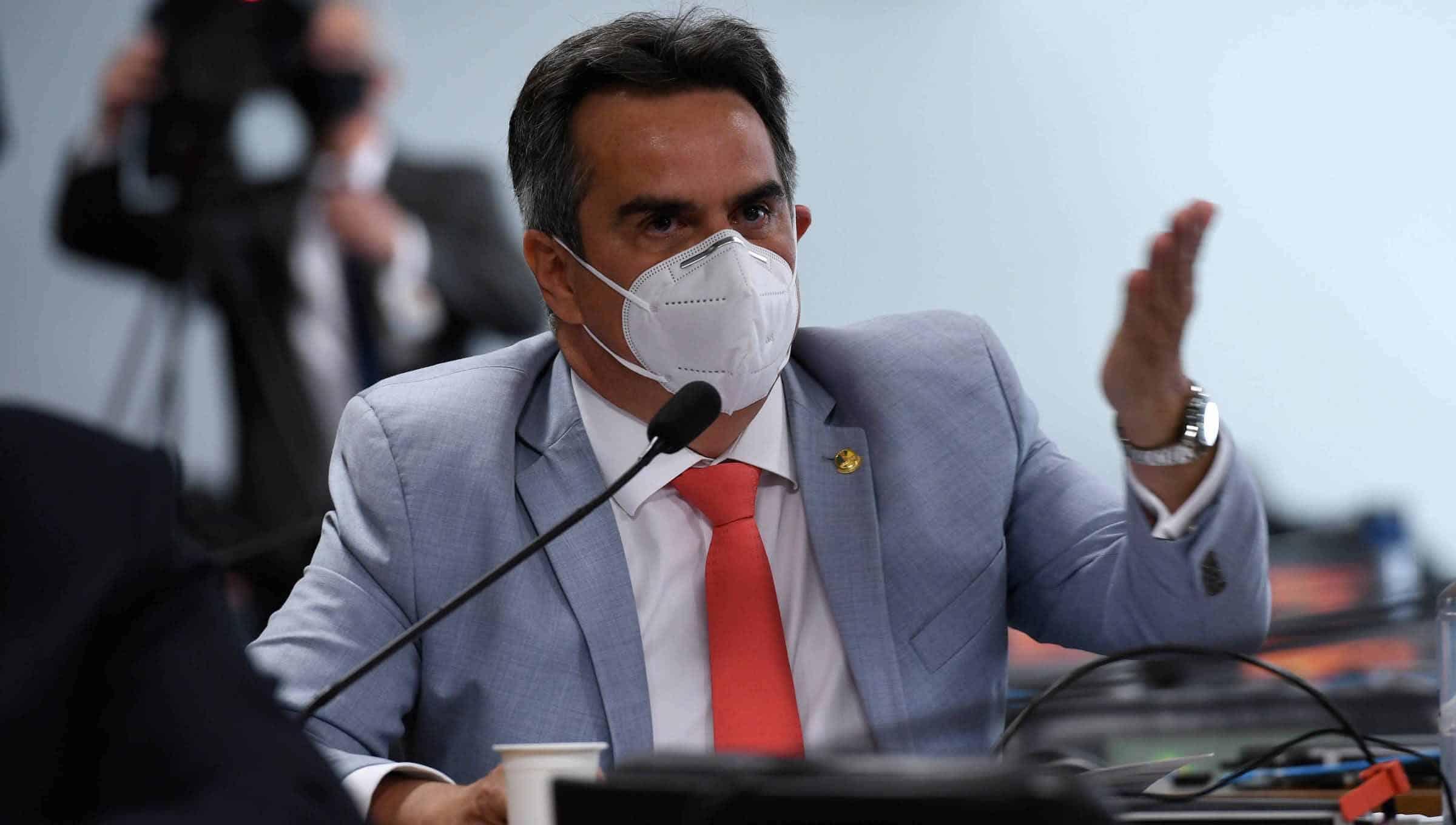 senador Bolsonaro CPI