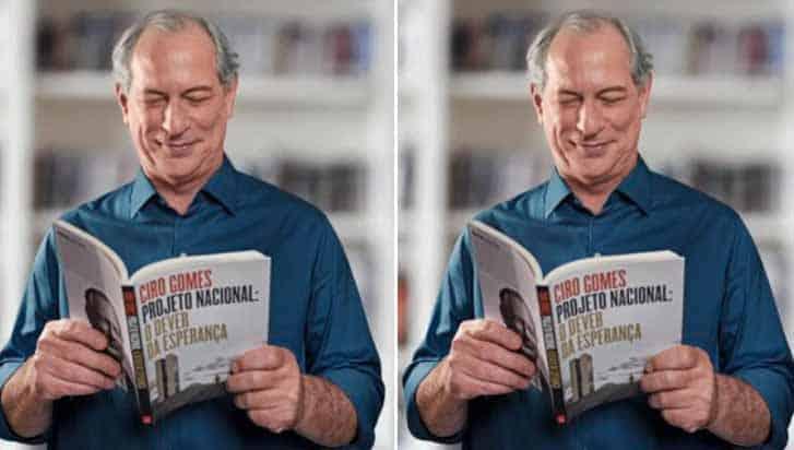 Ciro Dia Mundial do Livro