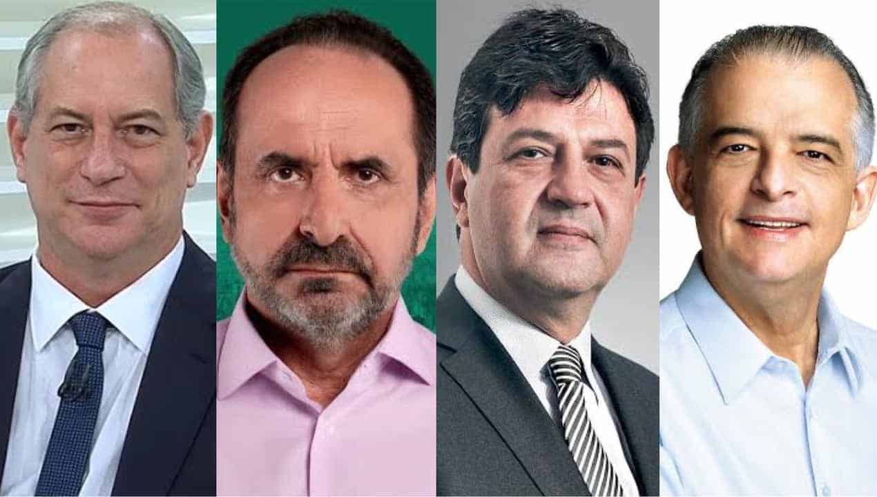 Ciro, Kalil, Mandetta e França participam de debate na CSB nesta sexta