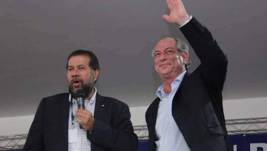 Ciro e Lupi negam que PDT abrirá mão de '#Ciro2022'