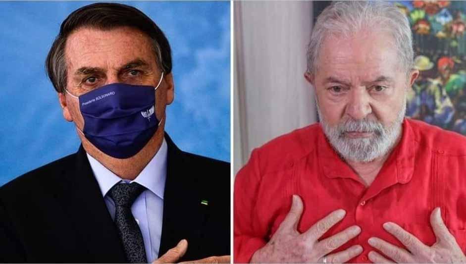 Site ligado a Lula publica texto contrário à CPI da Covid e impeachment de Bolsonaro