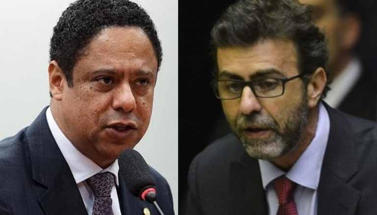Freixo e Orlando Silva querem ouvir general Heleno e chefe da ABIN na Câmara