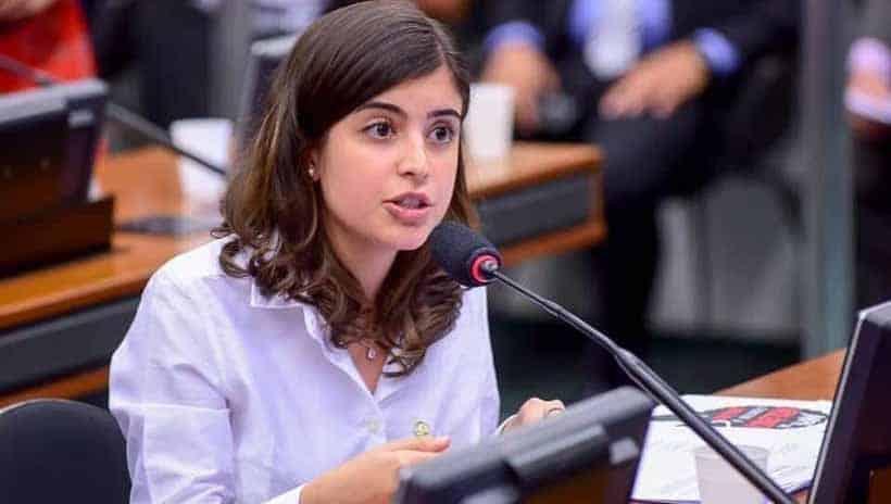 TSE sinaliza que deve liberar Tabata Amaral por traição a decisão partidária