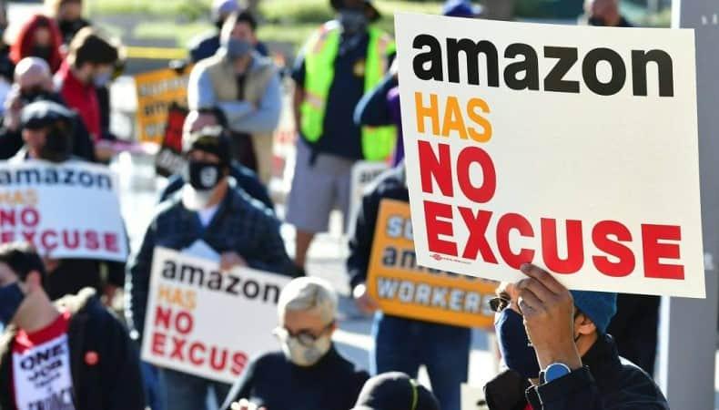 Opinião: Amazon expõe efeitos de práticas antissindicais nos EUA