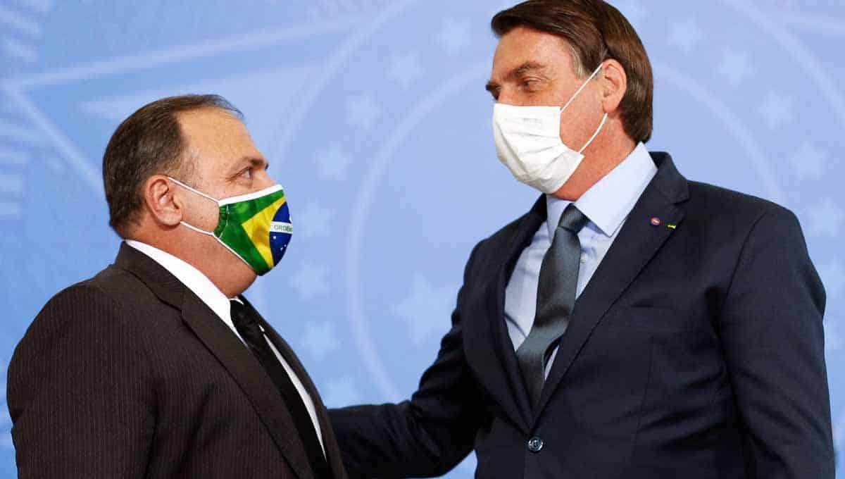 Ex-comandante diz que Pazuello 'ferrou o Exército' ao acatar Bolsonaro