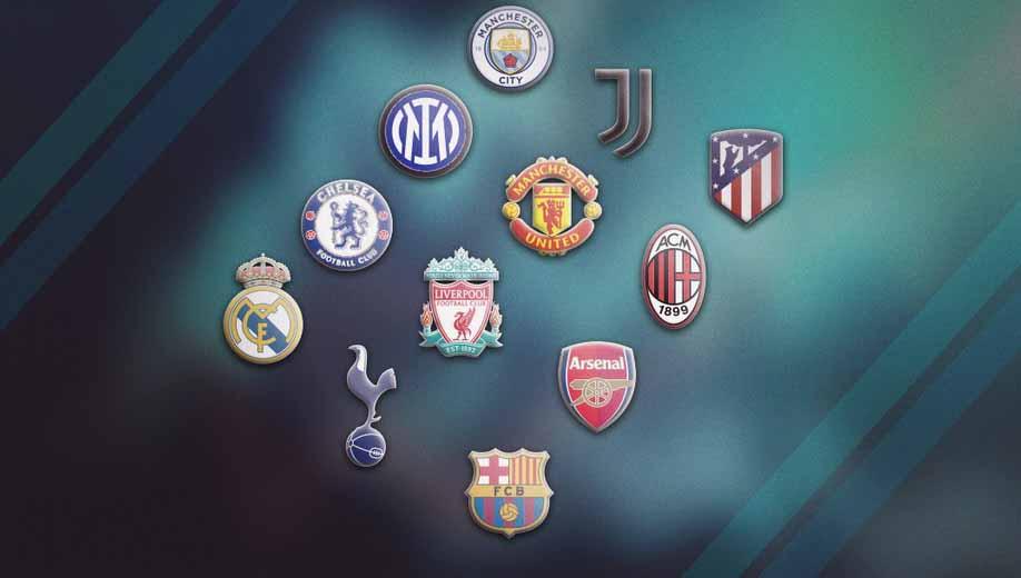 Superliga futebol