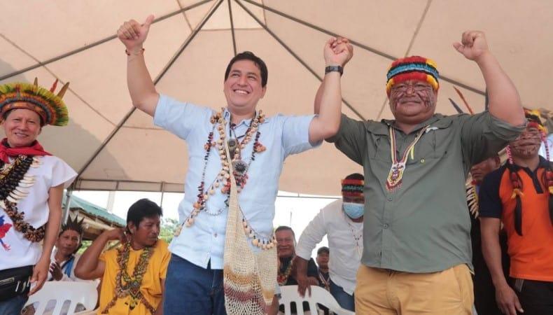 Equador: Voto indígena será fundamental para definir novo presidente