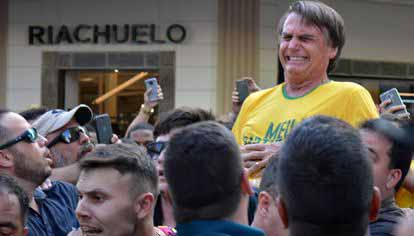 Bolsonaro teve reembolso de R$ 435 mil da Câmara 9 meses após facada