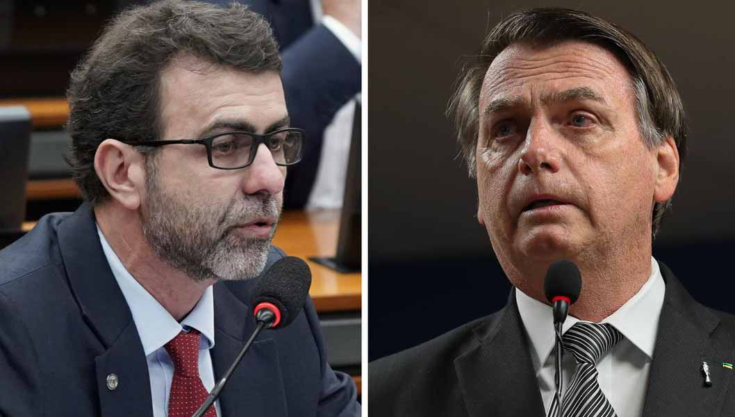 """Marcelo Freixo: """"A reforma administrativa é um projeto totalitário do Bolsonaro"""""""