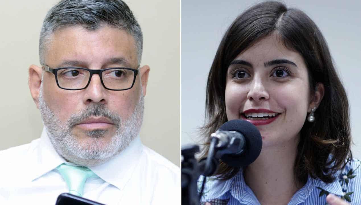 Tabata Amaral vota a pela reabertura de escolas na pandemia; Frota vota contra
