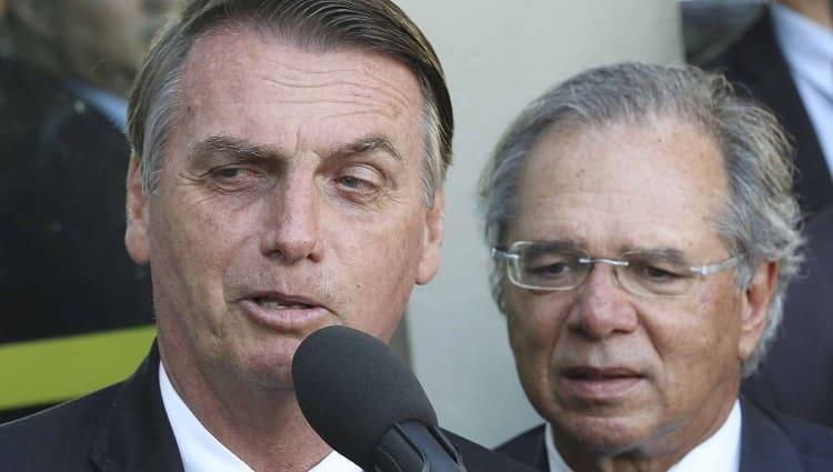 Bolsonaro Guedes