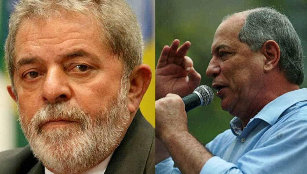 Lula Ciro direita