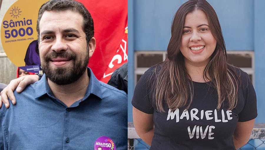 Sâmia Bonfim dispara contra Boulos e PSOL por reunião com 'bolsonarista'