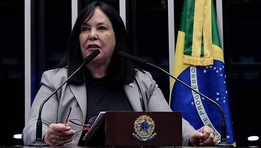 senadora CPI covid