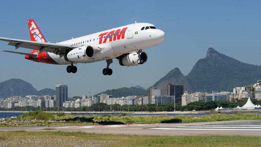 França voos Brasil
