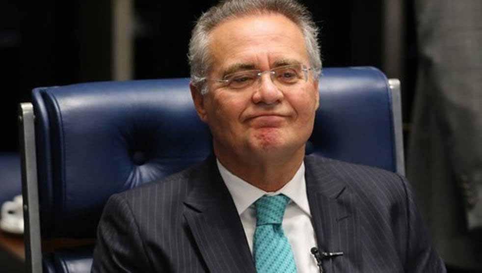Renan Calheiros CPI Covid