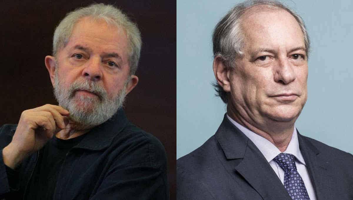Datafolha Ciro Lula Bolsonaro