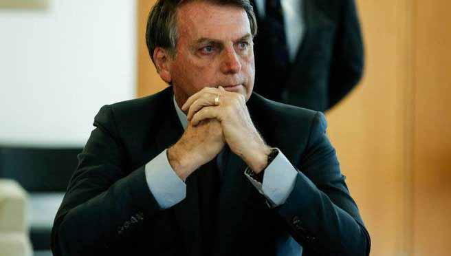 Bolsonaro rejeição