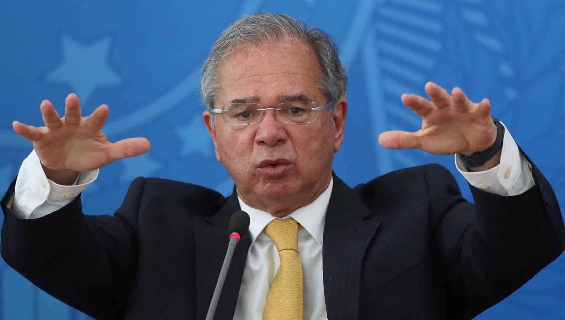 Paulo Guedes dólar