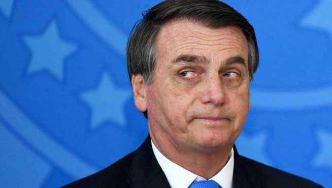 Bolsonaro ex-presidente