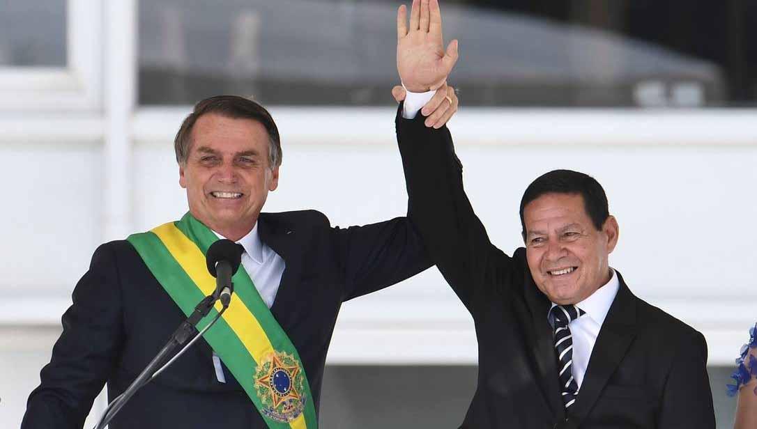 TSE chapa Bolsonaro-Mourão