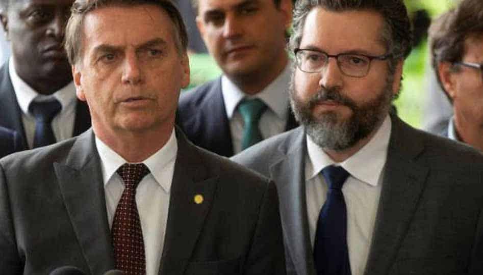 Depoimento Ernesto Araújo