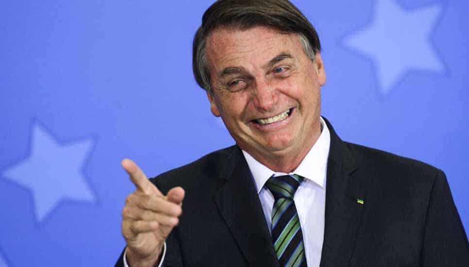 ameaça de Bolsonaro
