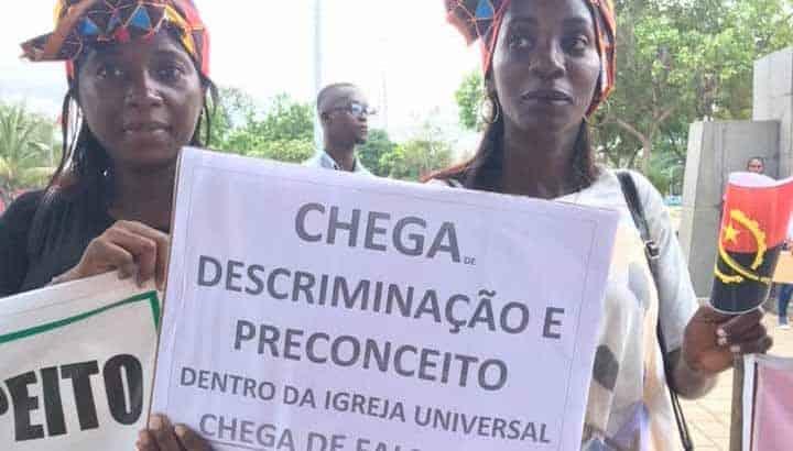 Igreja Universal Angola
