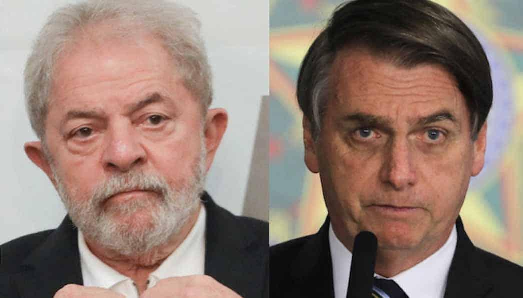 """Pesquisa do DEM aponta movimento """"nem Bolsonaro, nem Lula"""""""