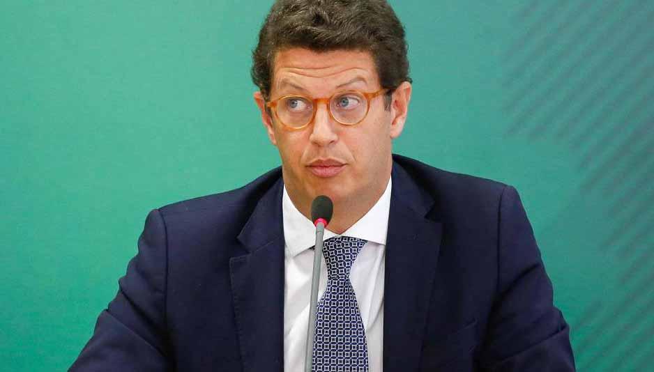 Ricardo Salles celular