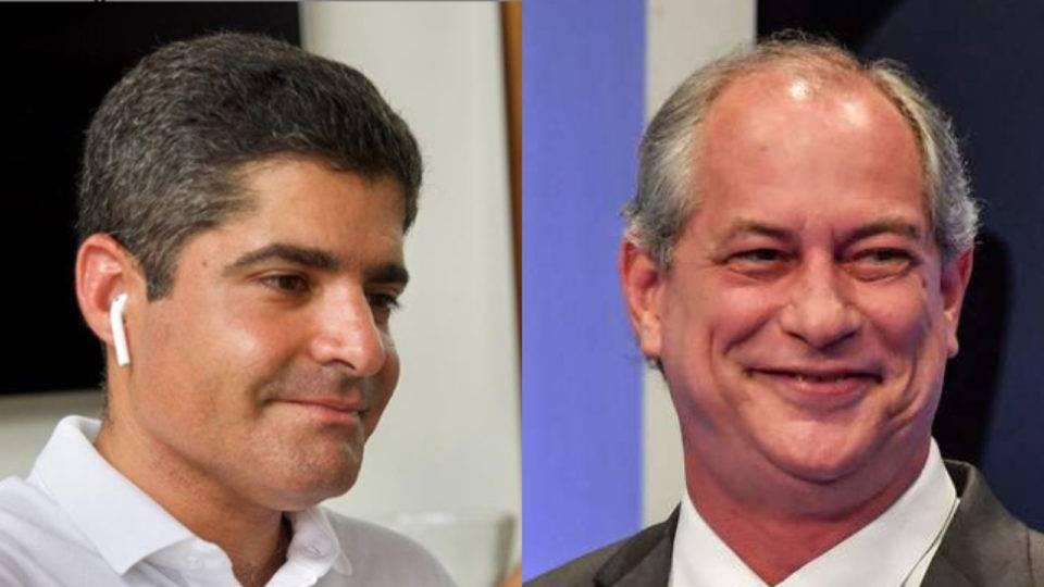 Dobradinha 'Ciro e ACM Neto' bate 'Lula e Jaques Wagner' na Bahia, diz pesquisa