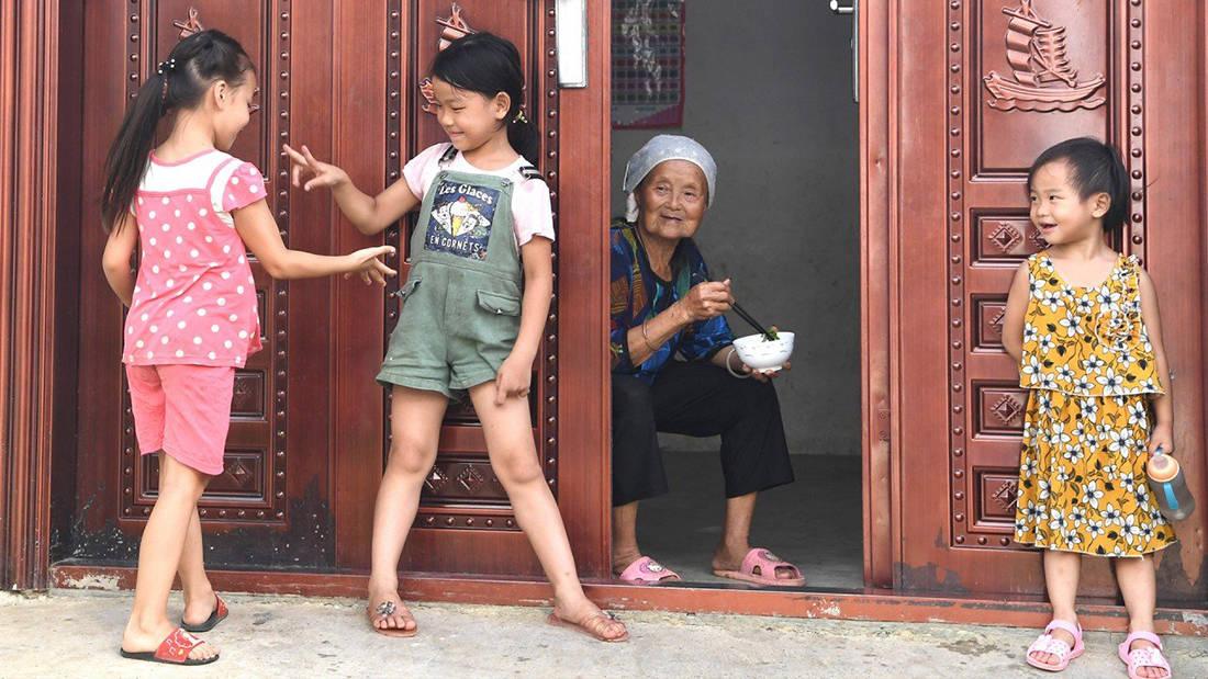 China e sua notável erradicação da pobreza