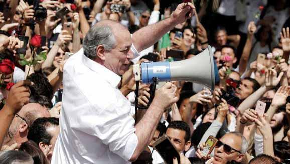 Ciro Lula Bolsonaro