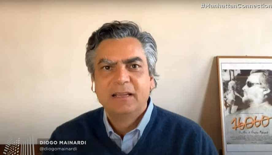 Após xingar 'Kakay', Diogo Mainardi pede demissão da TV Cultura